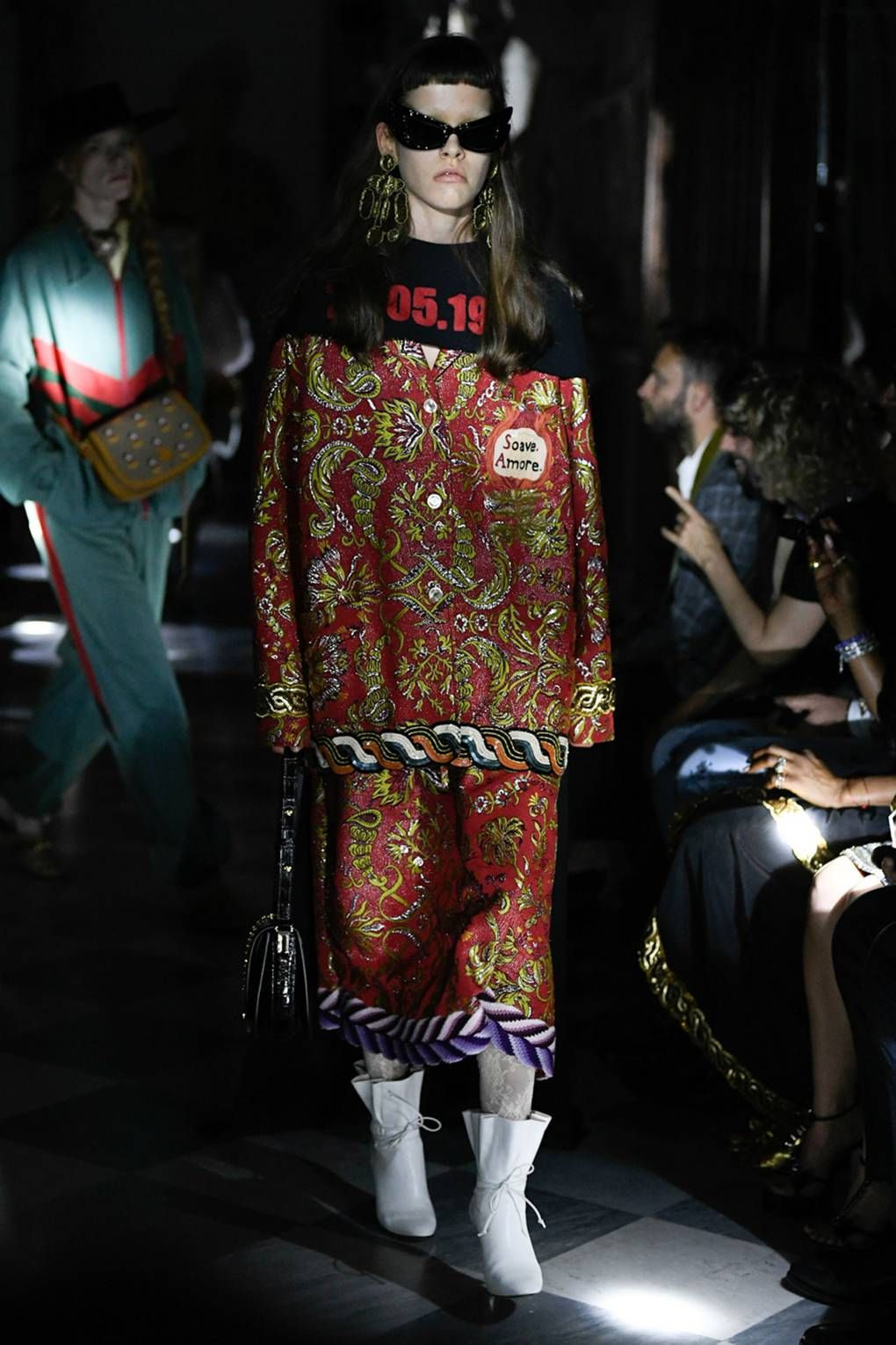 Gucci Spring/Summer 2020 Resort Fashion, Gucci fashion