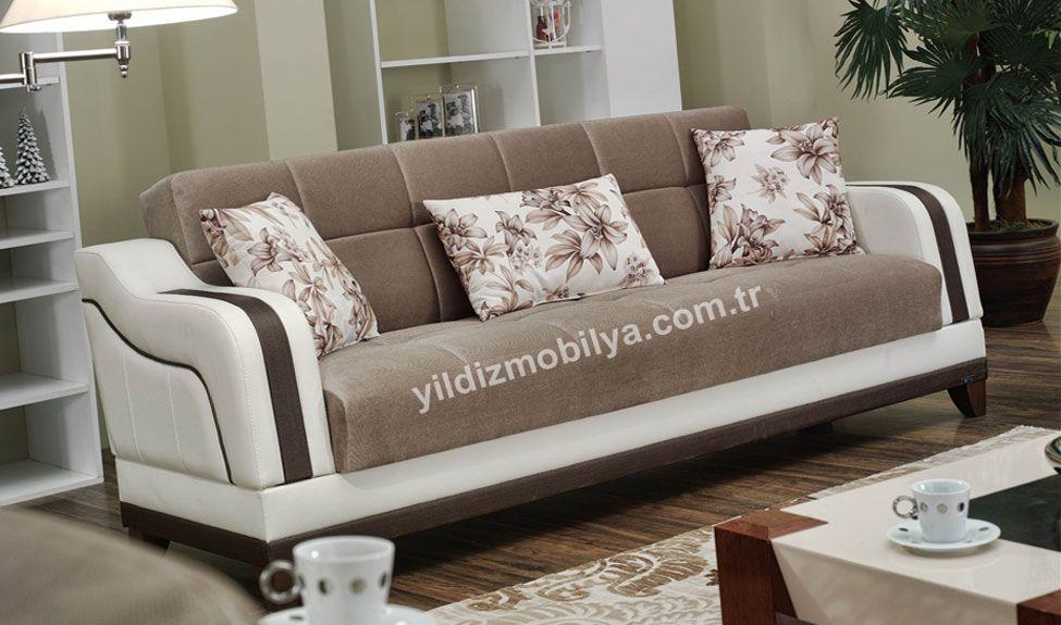 İmge Kanepe #kanepe #yildizmobilya #mobilya #modern #sofa   - das modulare ledersofa heart formenti