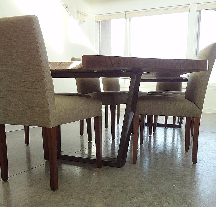 WHERE WOOD MEETS STEEL . . . Custom Furniture Designed U0026 Built In Denver,  Colorado