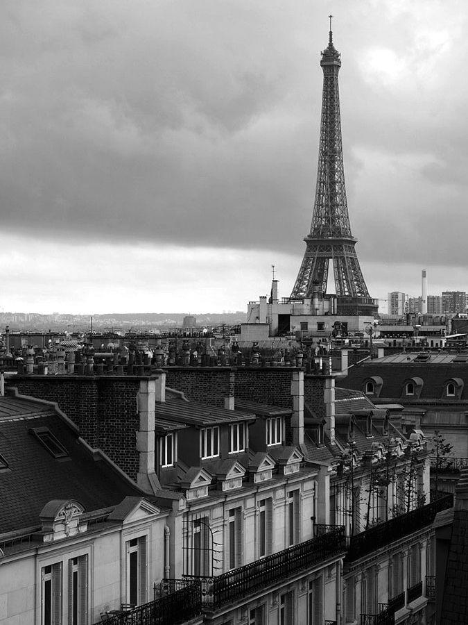 Paris I love you... by Sean Archer #xemtvhay