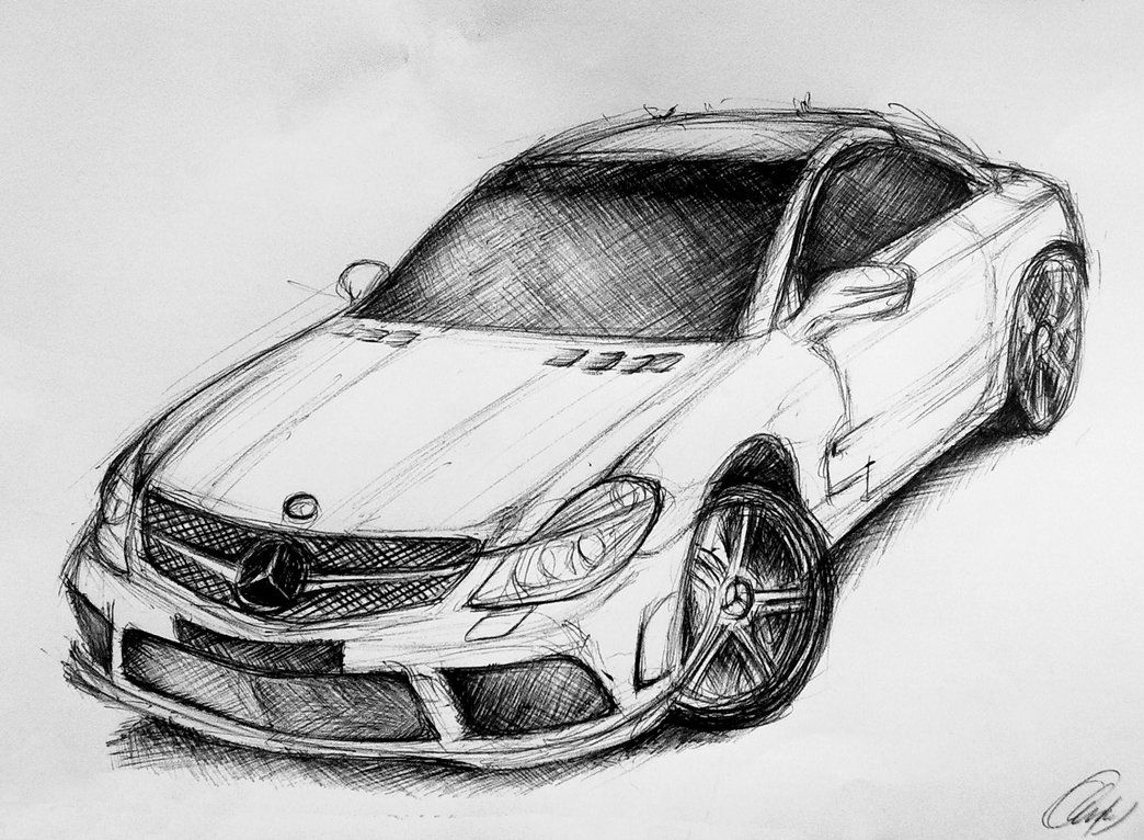 First Car Drawing By Celmiro On Deviantart Mit Bildern