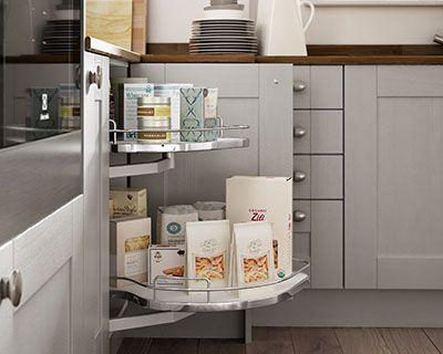 Milton grey kitchen kitchens pinterest for Kitchen 0 finance wickes