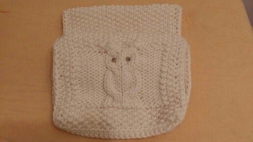 My big owl scarf