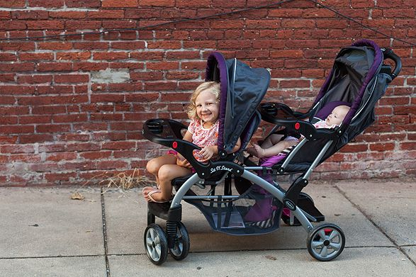 17 Best images about Baby Trend Sit N Stand Double Stroller on ...