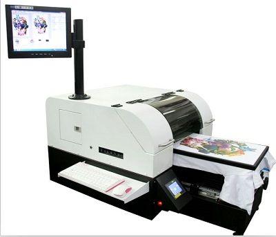 Epson R2000 A3+ Size DTG Textile Printer   DTG textile