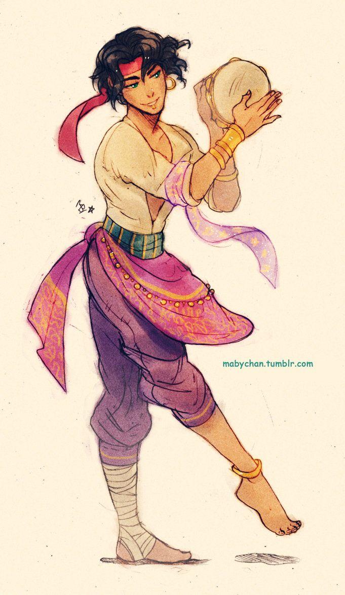 Esmeralda 2 (Le Bossu de Notre-Dame)