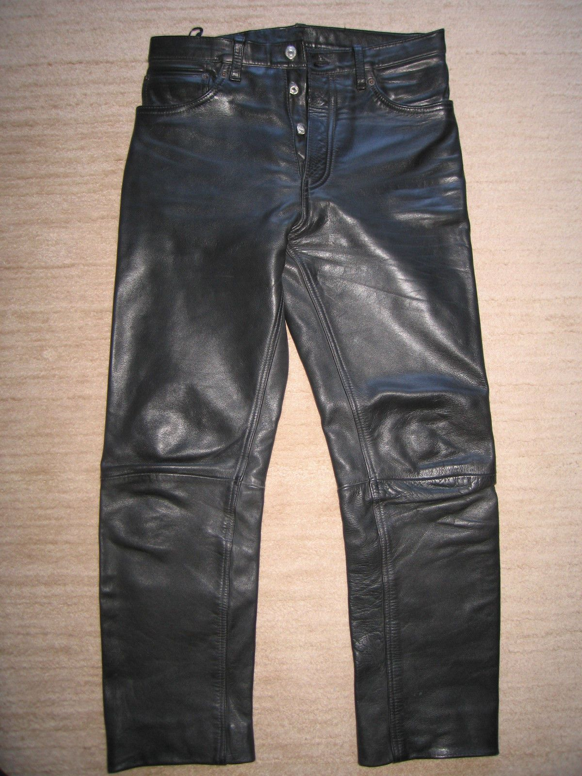 306a53451b8 Levi's 501 Leather pants | Fashion Leather | Leather pants, Pants ...