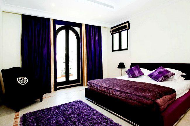 Modernes schlafzimmer lila  Pin von Austin Oliver auf Bedroom Design Ideas | Pinterest