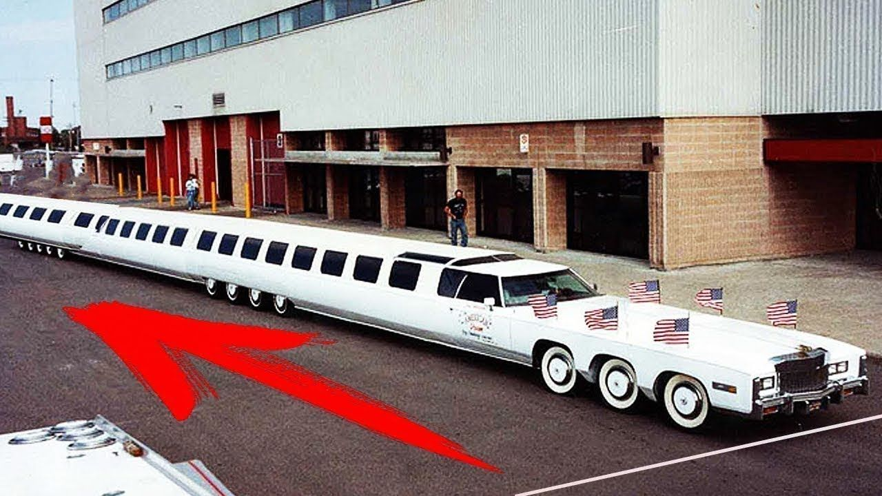 10 Longest and Fastest Limousins in the World | Limousine ...