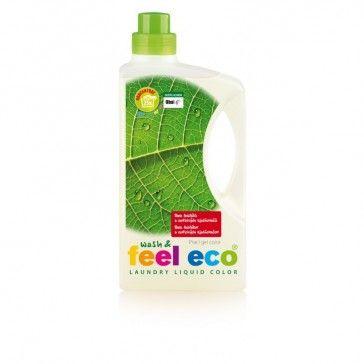 feel eco Gél na pranie farebného prádla - color 1,5L