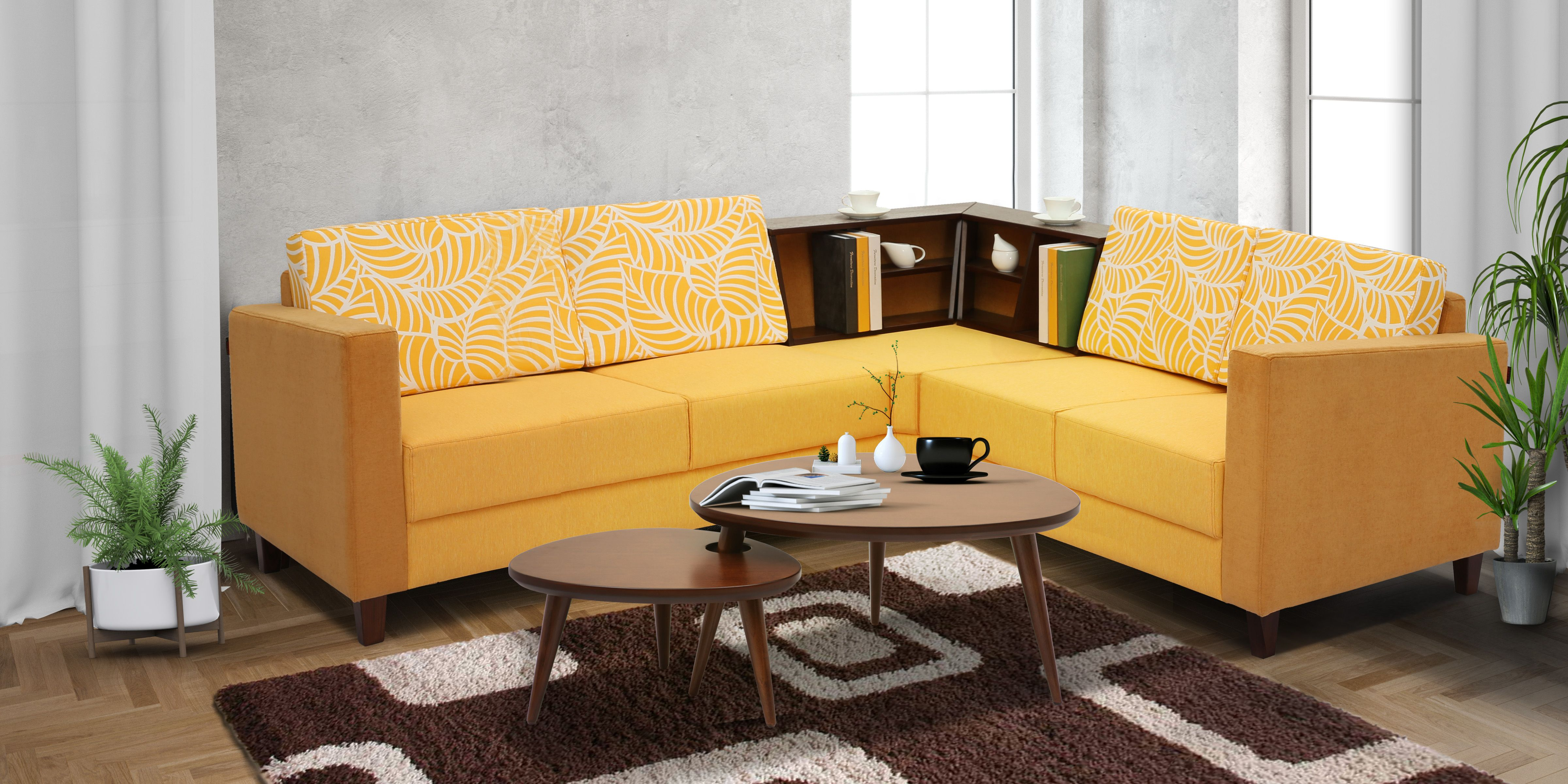 L Shaped Sofa Price In Bd In 2020 L Shaped Sofa Sofa Price Furniture