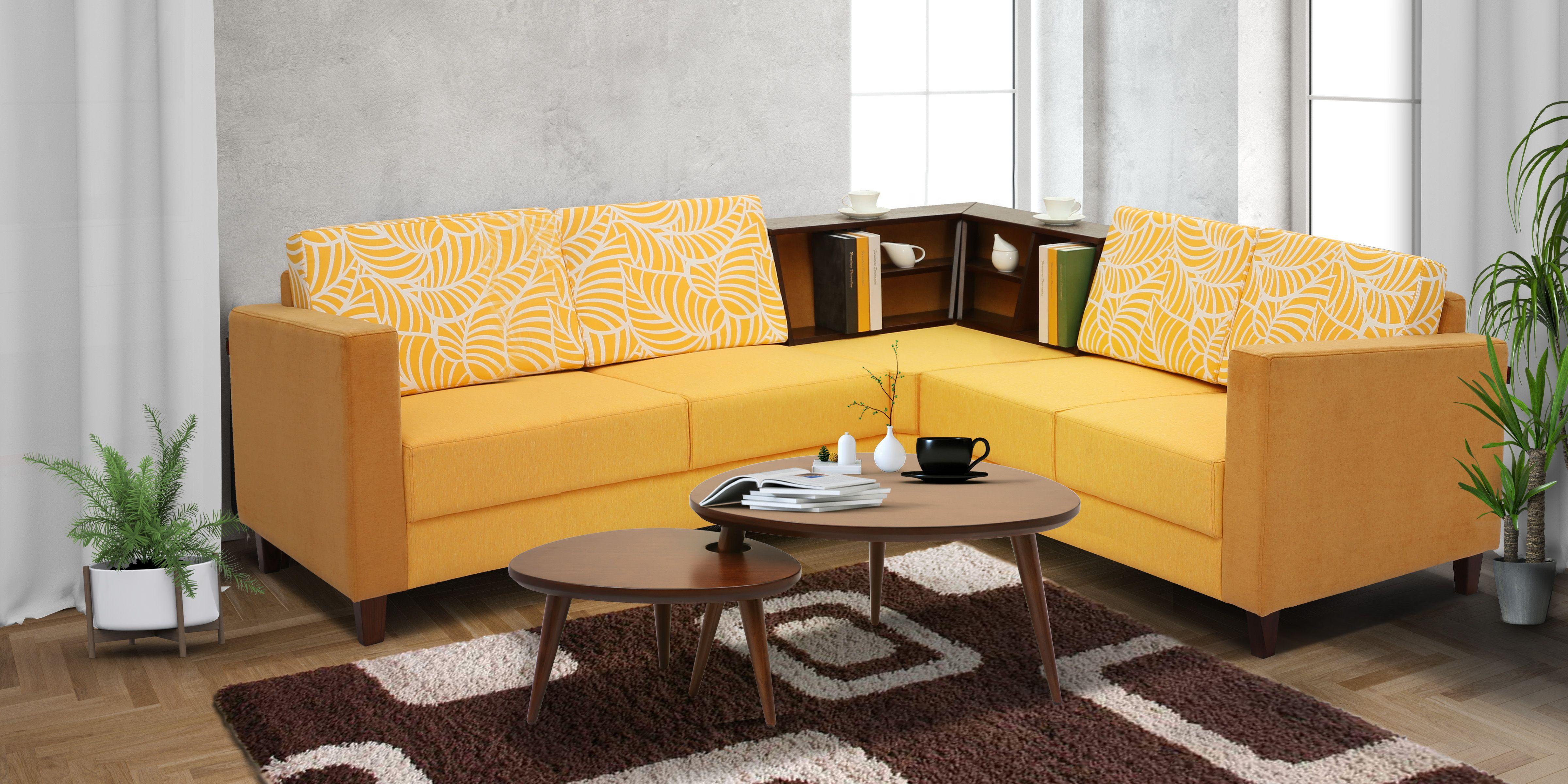 Hatil Wooden Sofa Blue Sofas Living Room Sofa Set Wooden Sofa