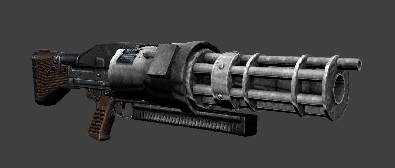 Doom Chaingun Video Games Pinterest