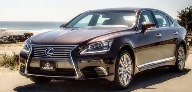 2017 Lexus Ls 600h L Release Date