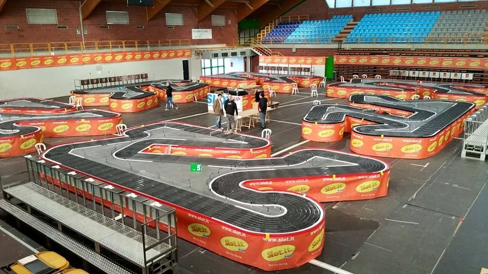 WEC 2015 Slot.it Group C 24 Hours Slot cars