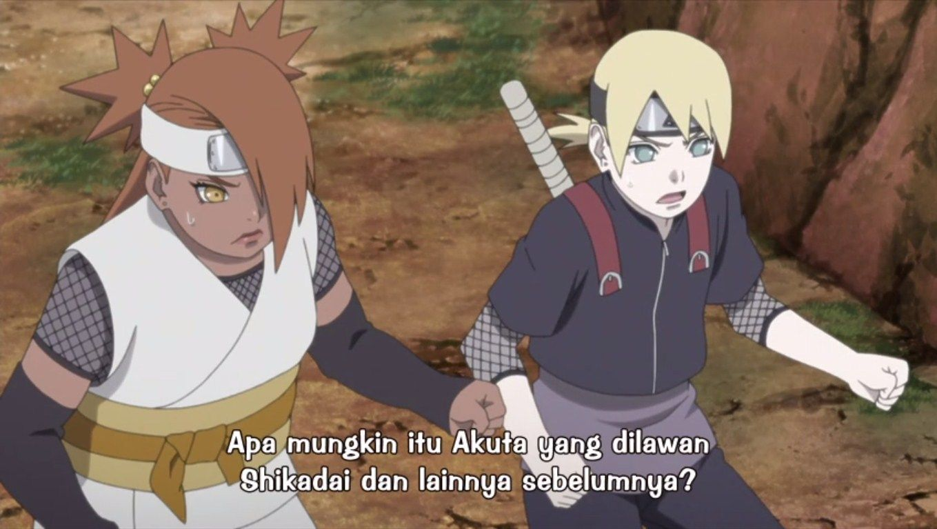 Boruto Naruto Next Generations Episode 81 Subtitle Indonesia