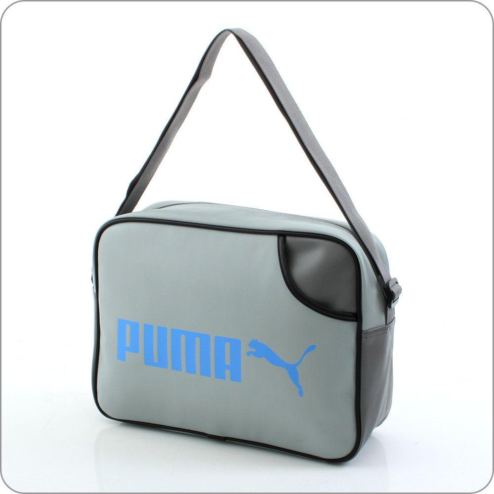 Hier ist sie wieder, Puma's Speed Cat. Mit der Dynamik der Raubkatze bringt die Marke des deutschen Fussball-Meisters neuen Schwung in die Taschen-Mode. Volle Power für die grosse Sport-Marke aus Deutschland.