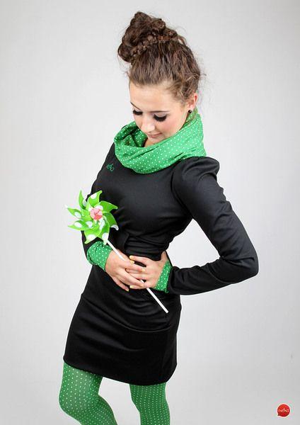 "MEKO Kleid ""TEBBY_1PK18"" von meko® Store auf DaWanda.com ..."