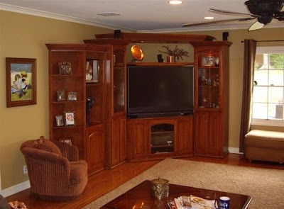 Contemporary Wooden Cupboard Cabinets Designs Ideas Living Room Entertainment Center Living Room Entertainment Wall Unit Decor