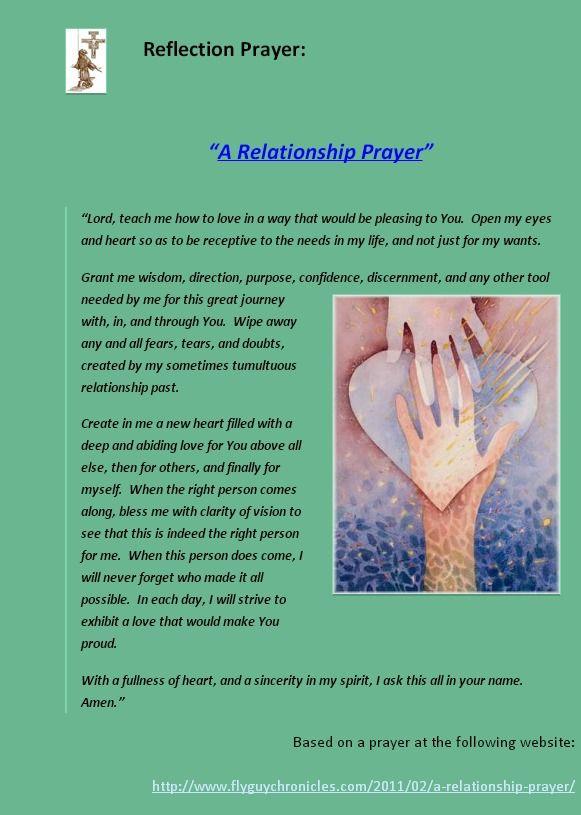 Pin on Relationship prayers