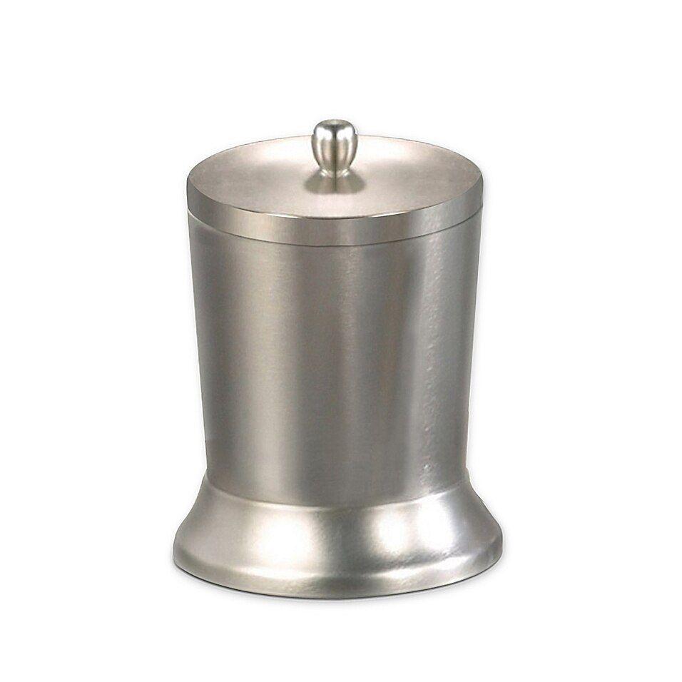 Nu Steel Rosemont Cotton Jar in Pewter