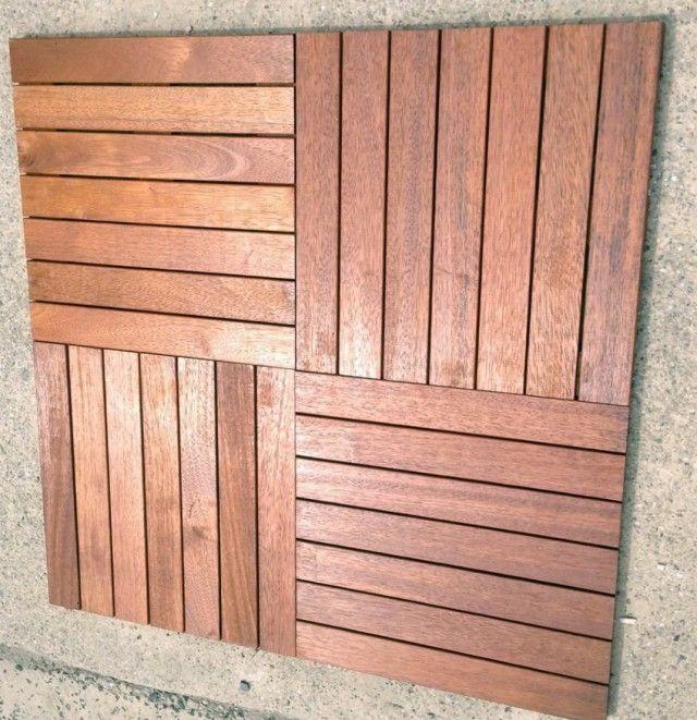 Interlocking Deck Tiles On Grass In 2019