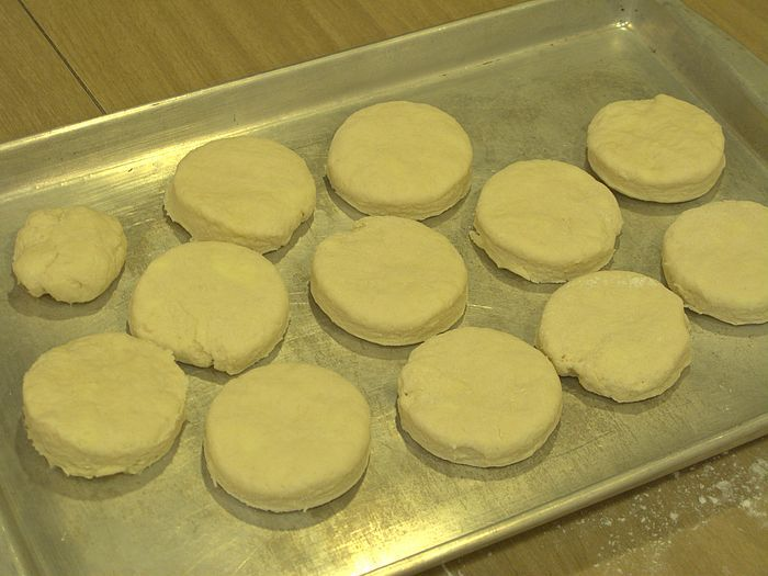 Flaky Buttery Biscuits « Window On The Prairie...USE this for the hacks for the pastry tools you don't have!!! :-)