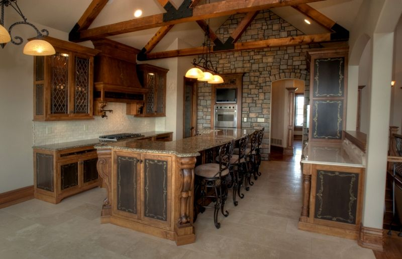 New construction terms part 2 types of ceilings in a home for Cathedral ceiling beams