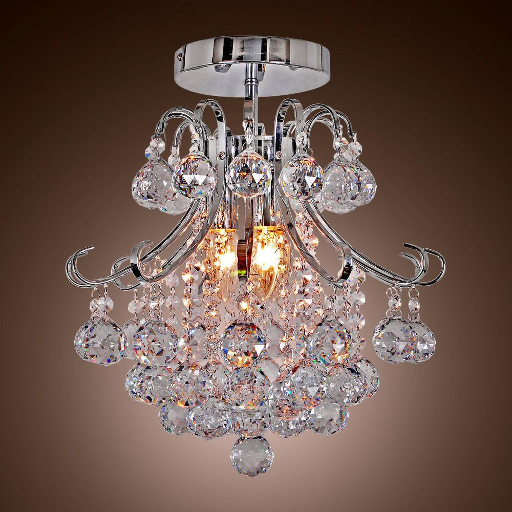 Chandelier chandeliers dressed w swarovski crystal ceiling 149 for bedroom attaches to ceiling no hanging chain chandelier chandeliers dressed w swarovski crystal arubaitofo Gallery