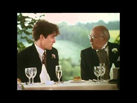 Four Weddings And A Funeral Trailer HQ