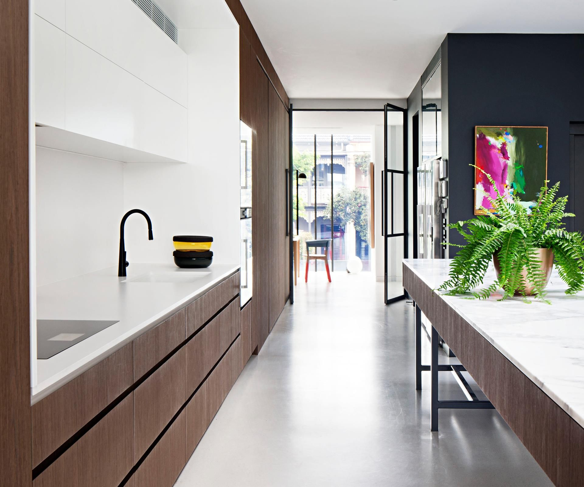 Wellington Street Residence By Matt Gibson Architecture Design Vote For This Project In The Readers Choice Belle Coco Republic Interior Awards