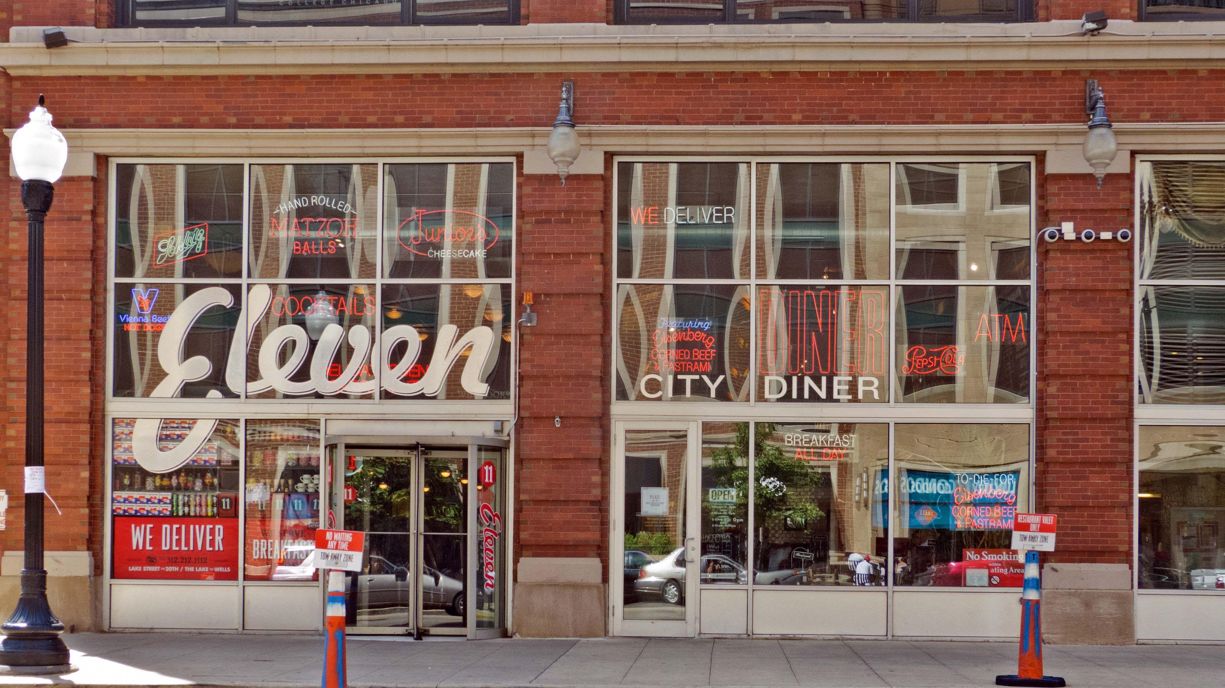 Eleven City Diner Chicago Il Jewish Two Locations Best Diner Chicago Chicago Restaurants