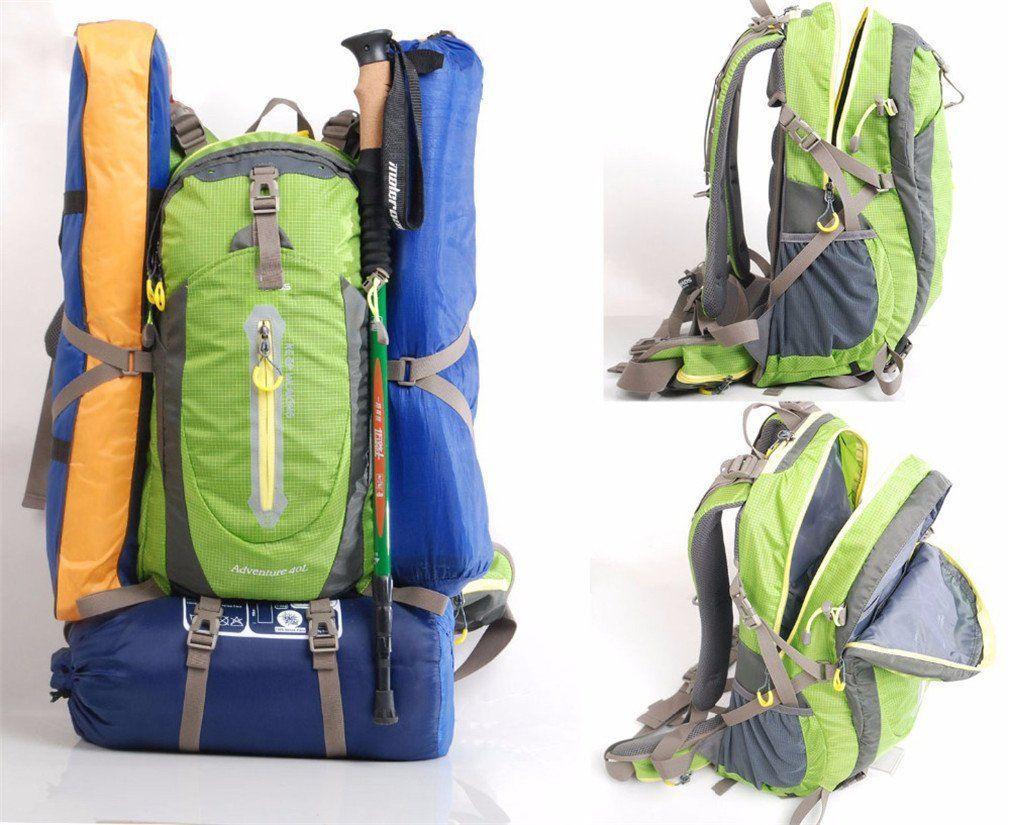 a45e4090bfa5 KEXKL Rucksack Camping Hiking Backpack Sports Bag Outdoor Travel ...