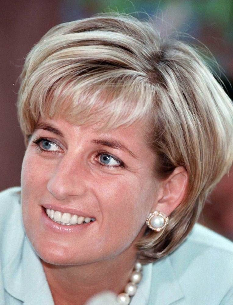 Image Result For Princess Diana Haircut Images Hairstyles