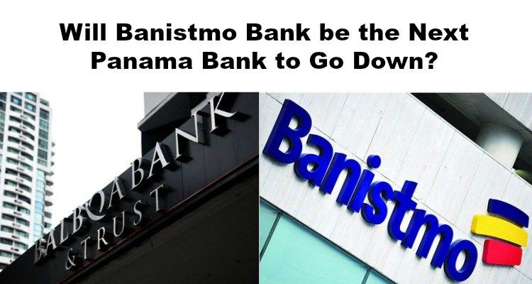 Is Banistmo the next bank going down in Panama?