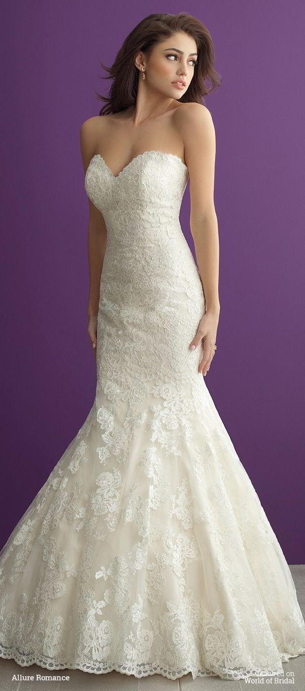 Allure Romance Fall 2016 Wedding Dresses | Pinterest | Boda
