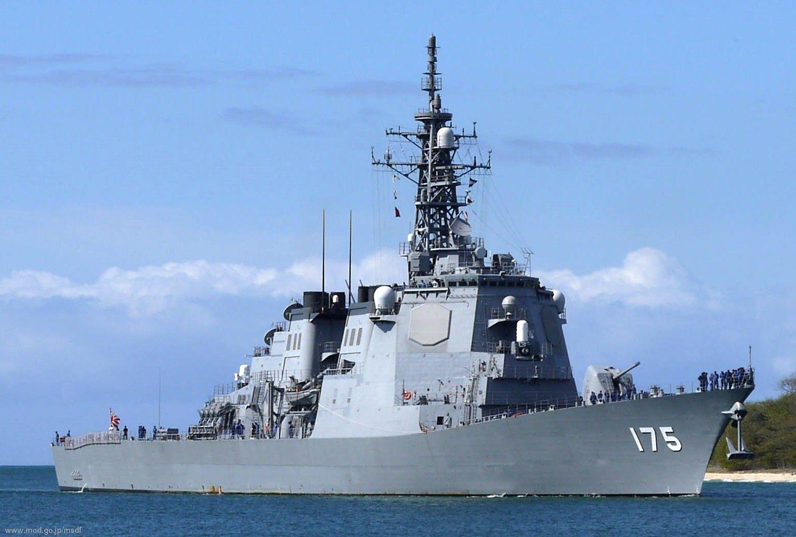 Myōkō Ddg175 Military Vehicles Warship