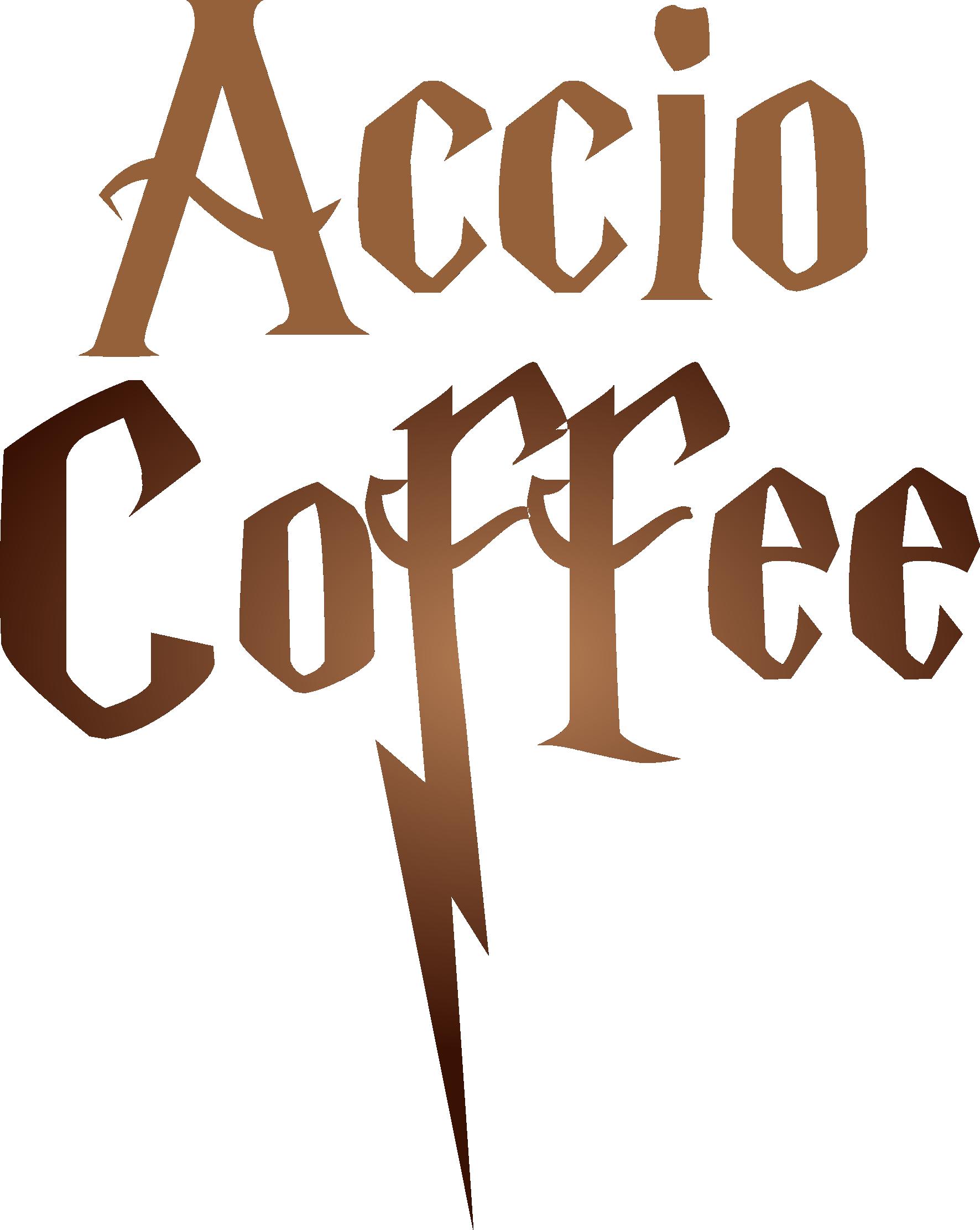 Frases | Estampa Accio Coffee