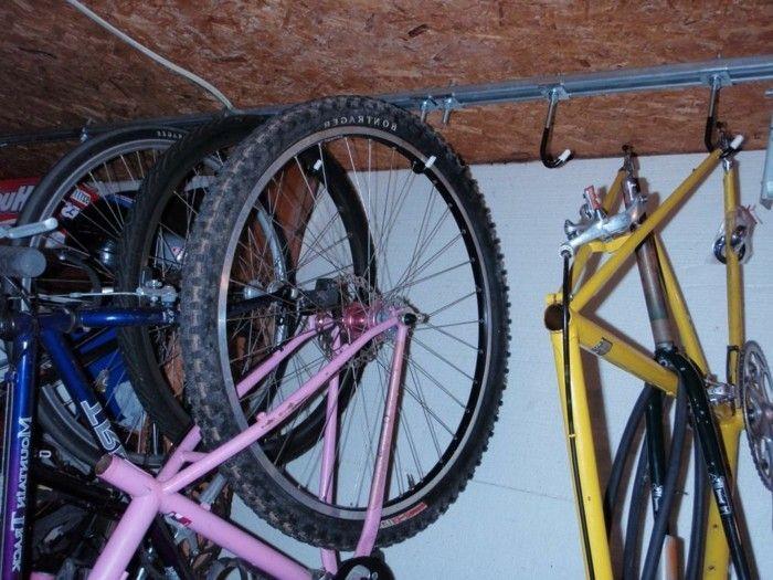 range velo porte velo garage