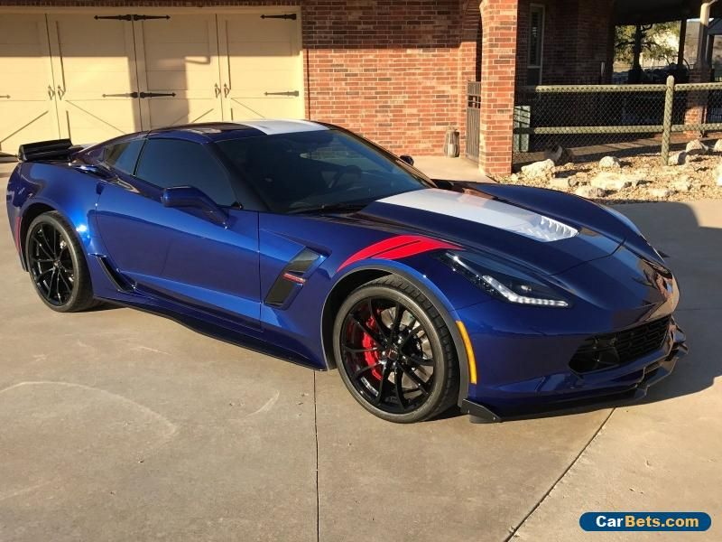 2017 Chevrolet Corvette Grand Sport Coupe 2Door