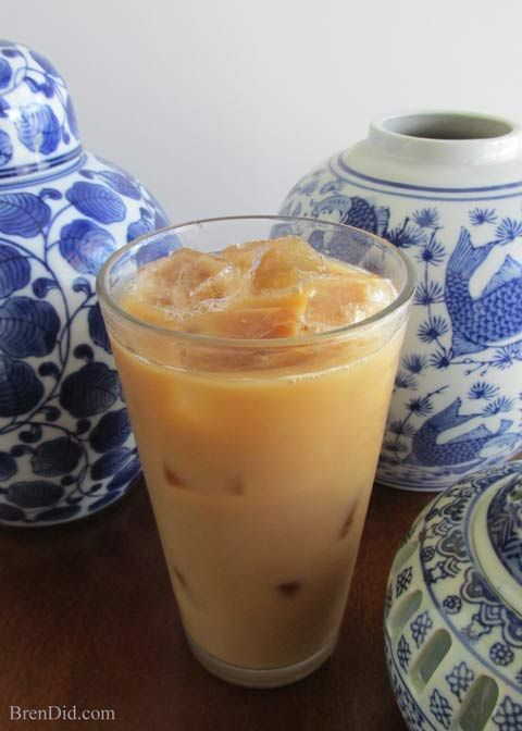 Hong Kong Style Milk Tea Recipe And Yuanyang Recipe Milk Tea Recipes Bubble Tea Recipe Hong Kong Style Milk Tea Recipe