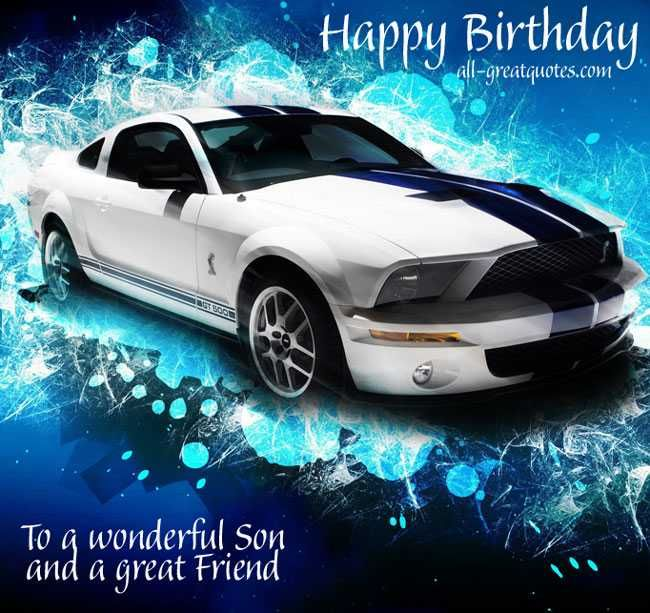Ford Car Wallpaper: Pin By Beverly Lindley On Birthday & Holiday Cards