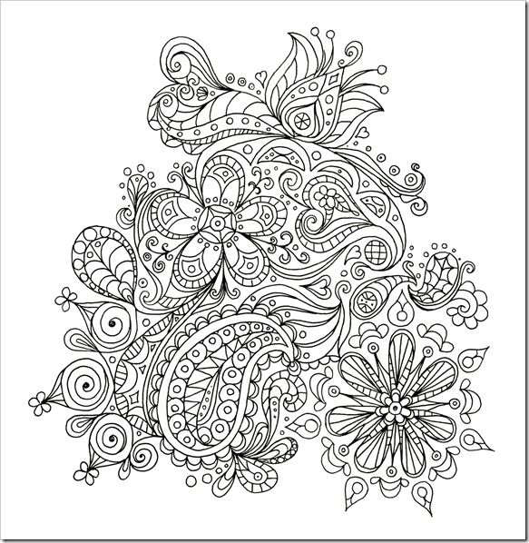 Doodle Love | mandala | Pinterest | Mandalas, Negro y Blanco