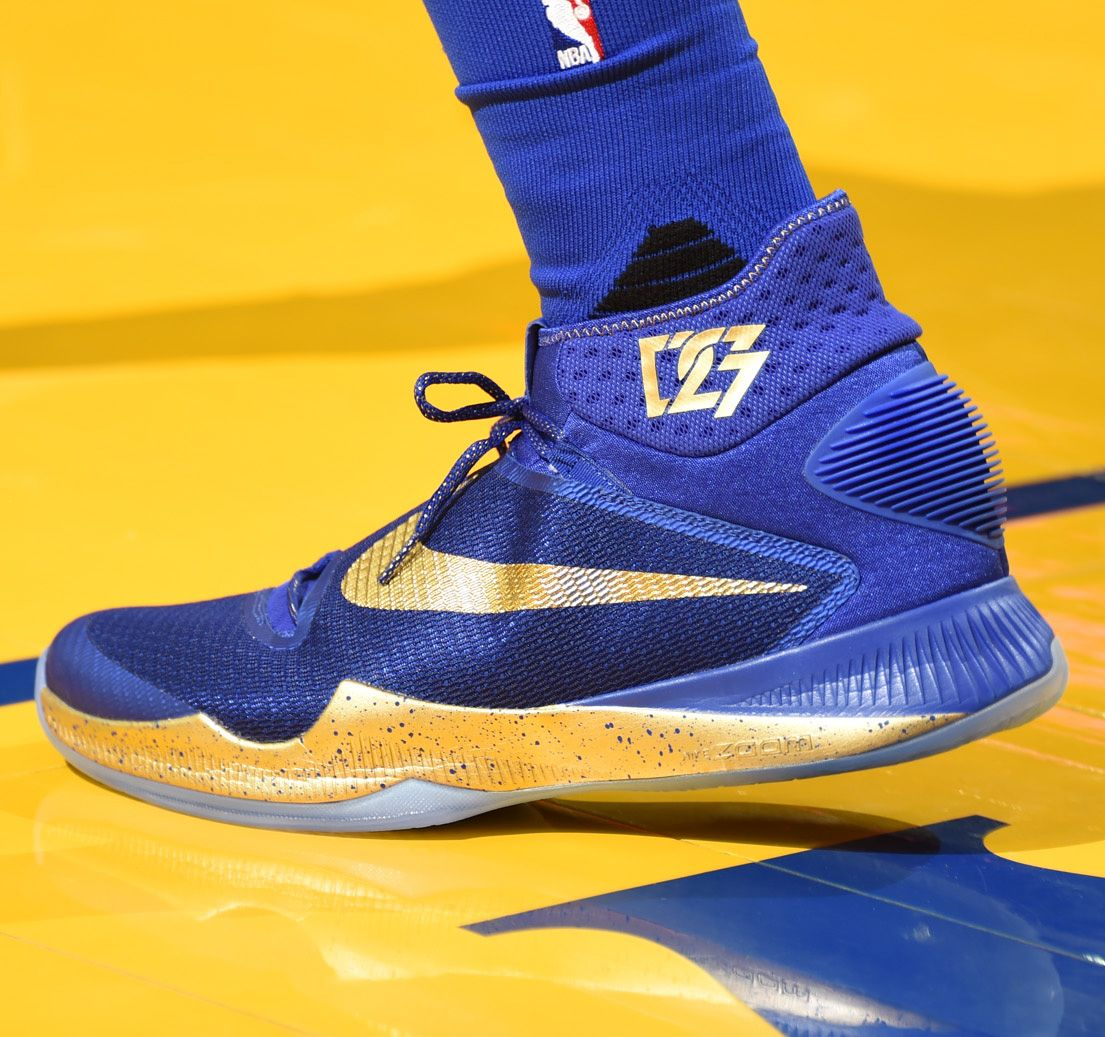 Draymond Green \u2014 Nike Zoom HyperRev 2016 (Game 2)