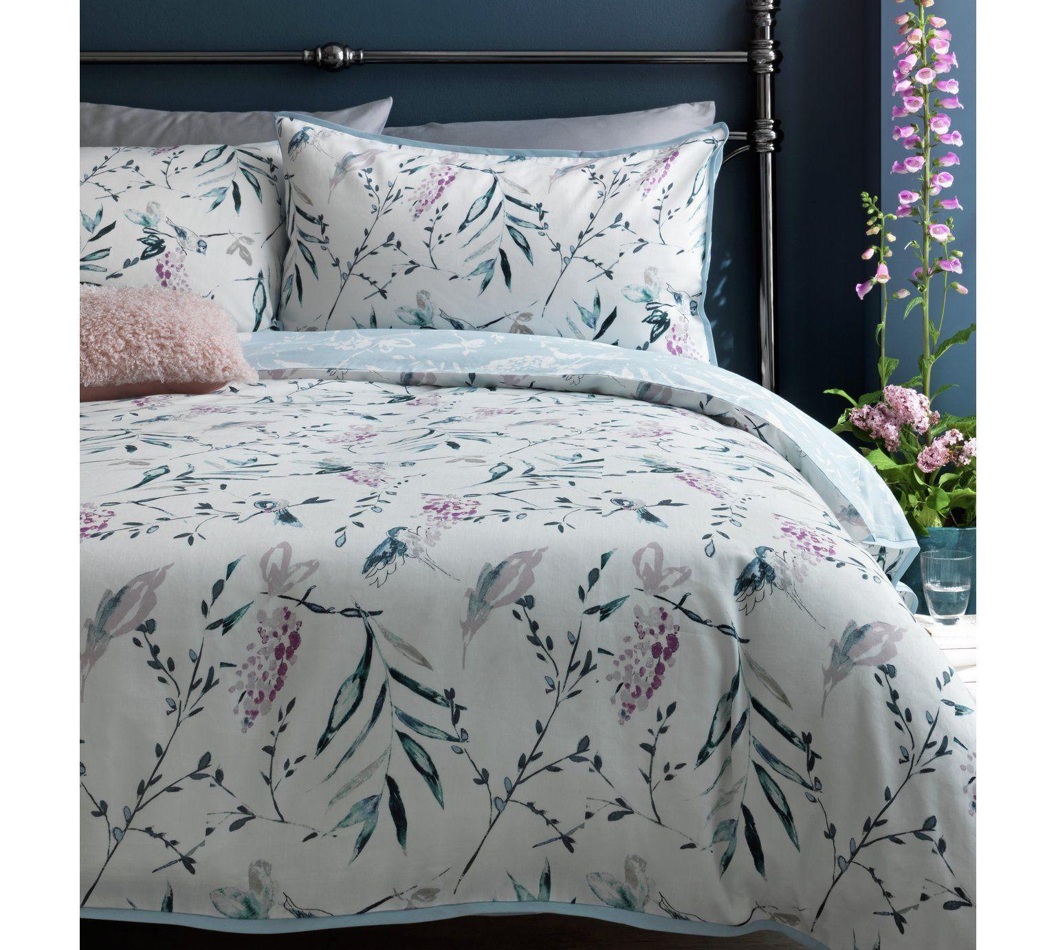 Buy Heart Of House Grace Bedding Set Kingsize At Argos Co Uk