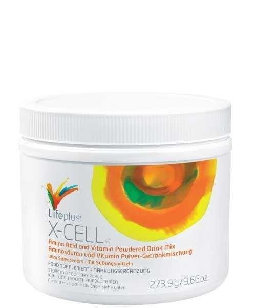 Der Kreislauf bestimmt unsere Leistungsfhigkeit. X-Cell ist ein nach fachkundiger Rezeptur hergestel...