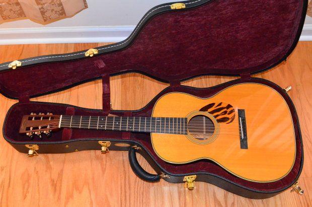 Martin 000-28VS 12 Fret Acoustic Guitar, 175 Anniversary
