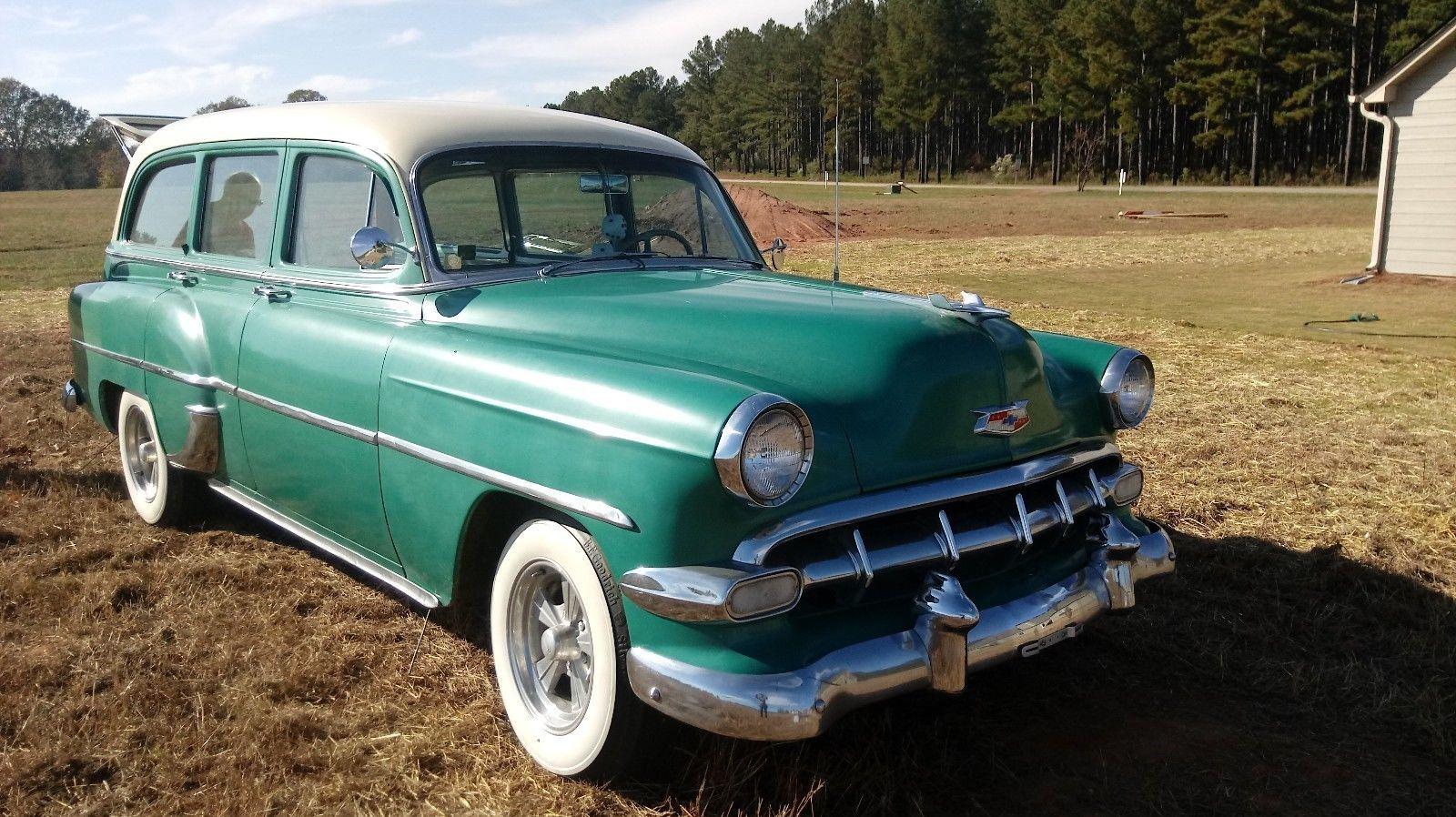 eBay: 1956 Chevrolet Nomad 1956, chevrolet bel air/150/210 project ...