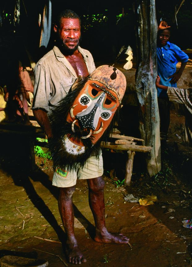 Thursday, May 7, 2015: 1,000 Places to See Before You Die - back to PNG