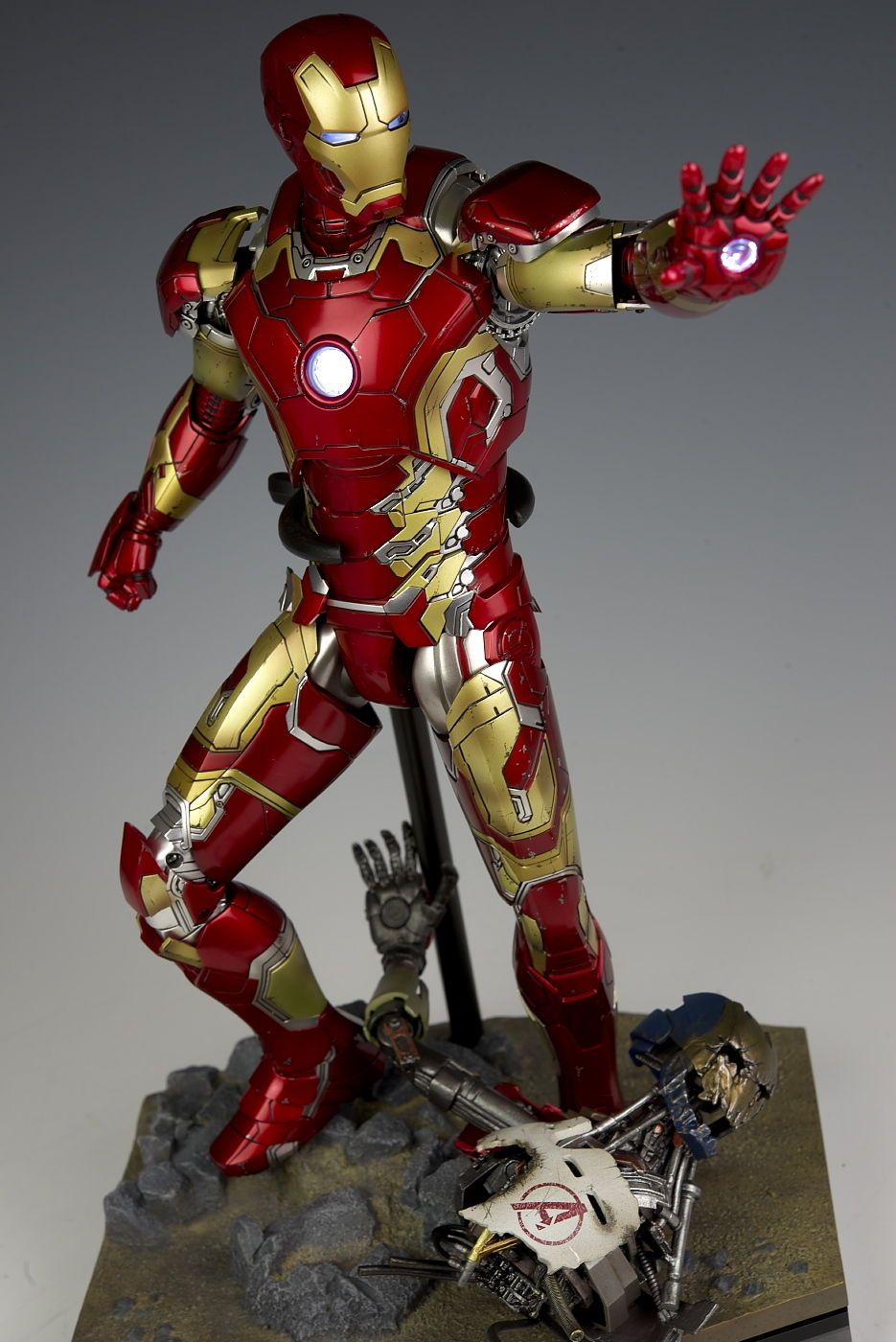 [Avengers Age Of Ultron] Hot Toys Movie Masterpiece